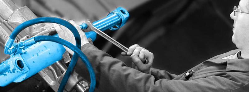 Zylinderreparatur für Hydraulikzylinder