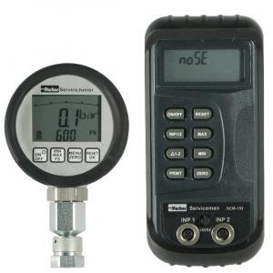 Messgeräte für Hydrauliksysteme Durchflussmessung Druckmessung Volumenzähler