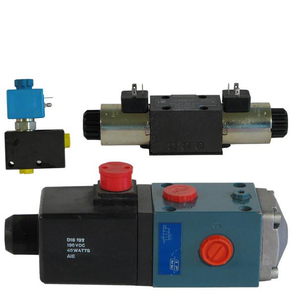 Elektroventile für Hydraulik
